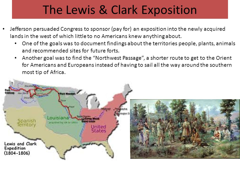 The Lewis & Clark Exposition