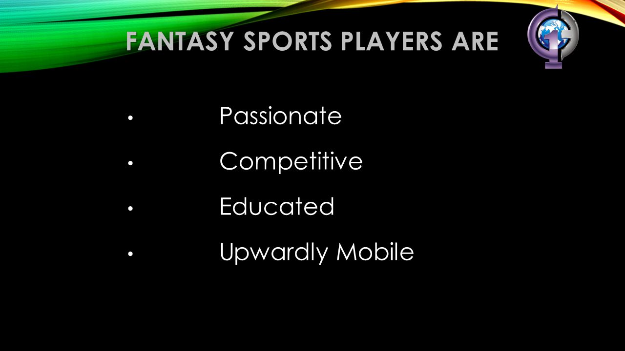 Fantasy Sports Players are