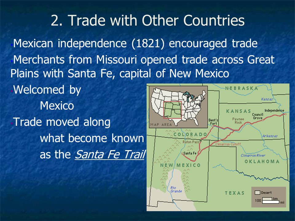 2. Trade with Other Countries