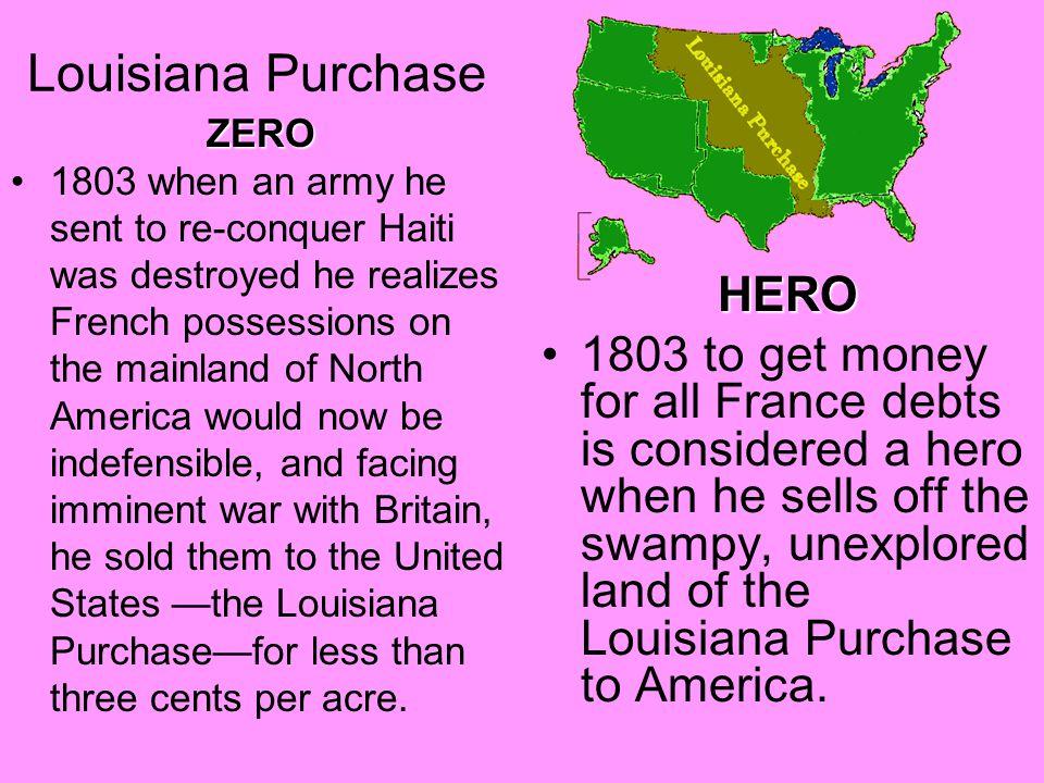 Louisiana Purchase HERO