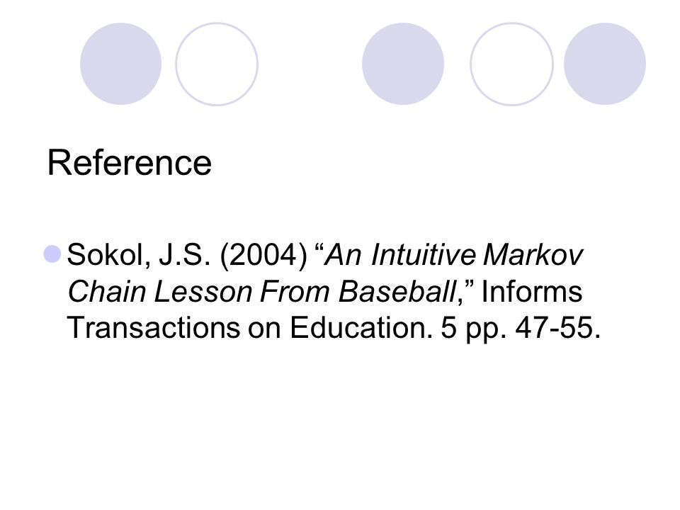 Reference Sokol, J.S.
