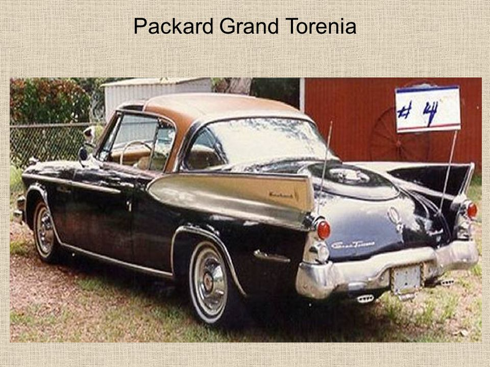 Packard Grand Torenia