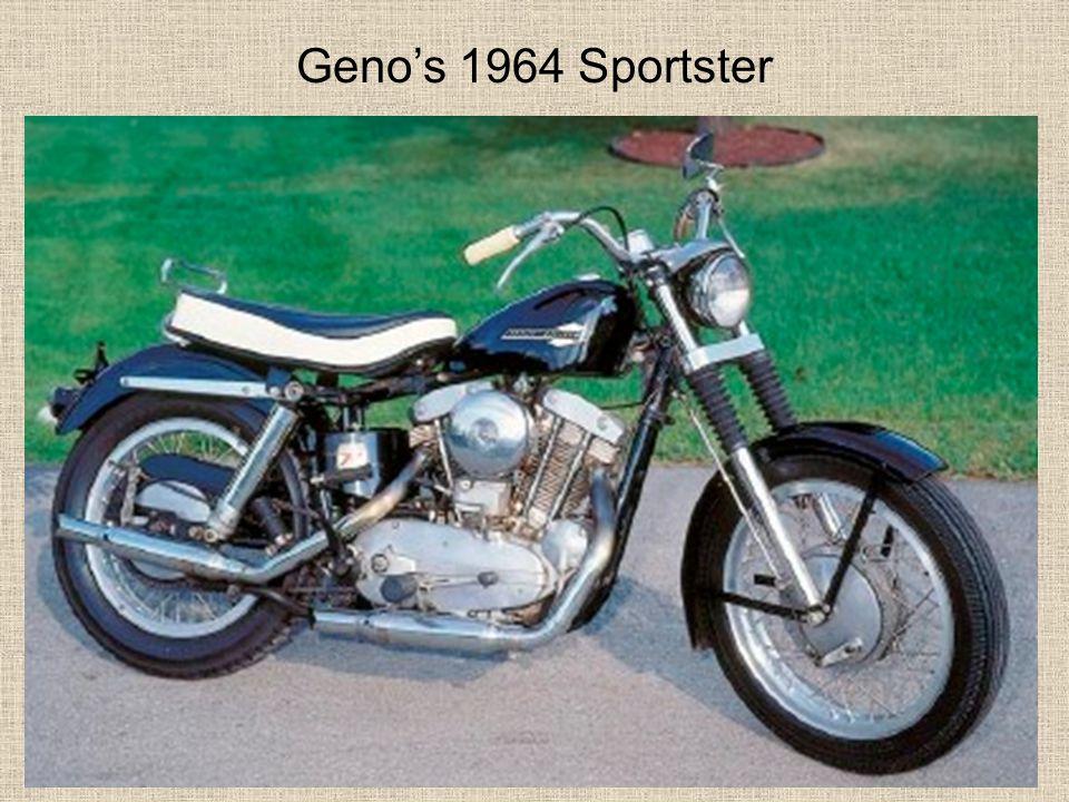 Geno's 1964 Sportster