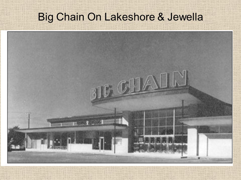 Big Chain On Lakeshore & Jewella