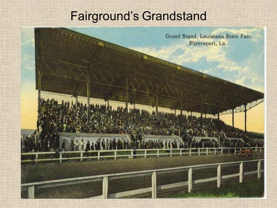 Fairground's Grandstand