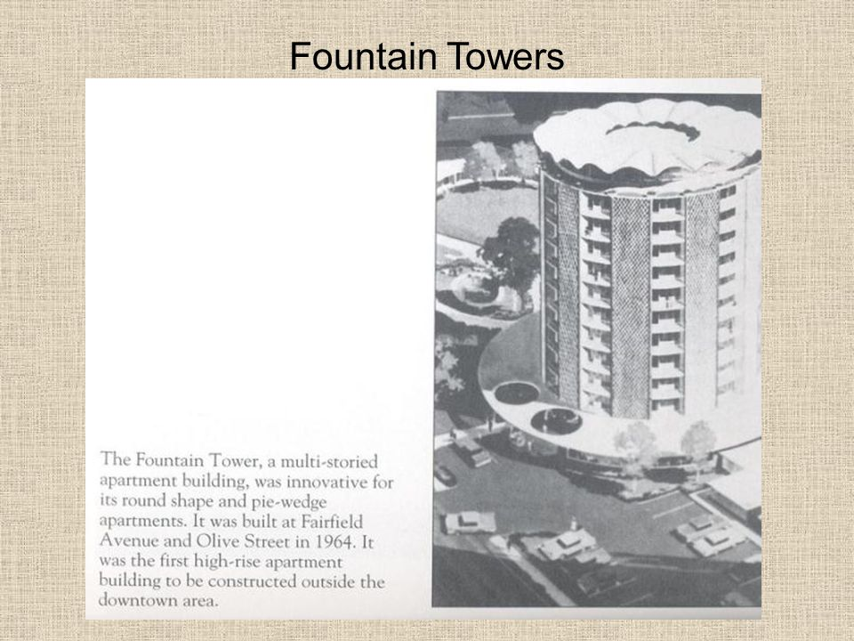 Fountain Towers