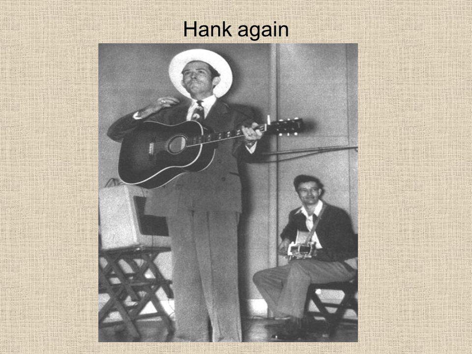 Hank again