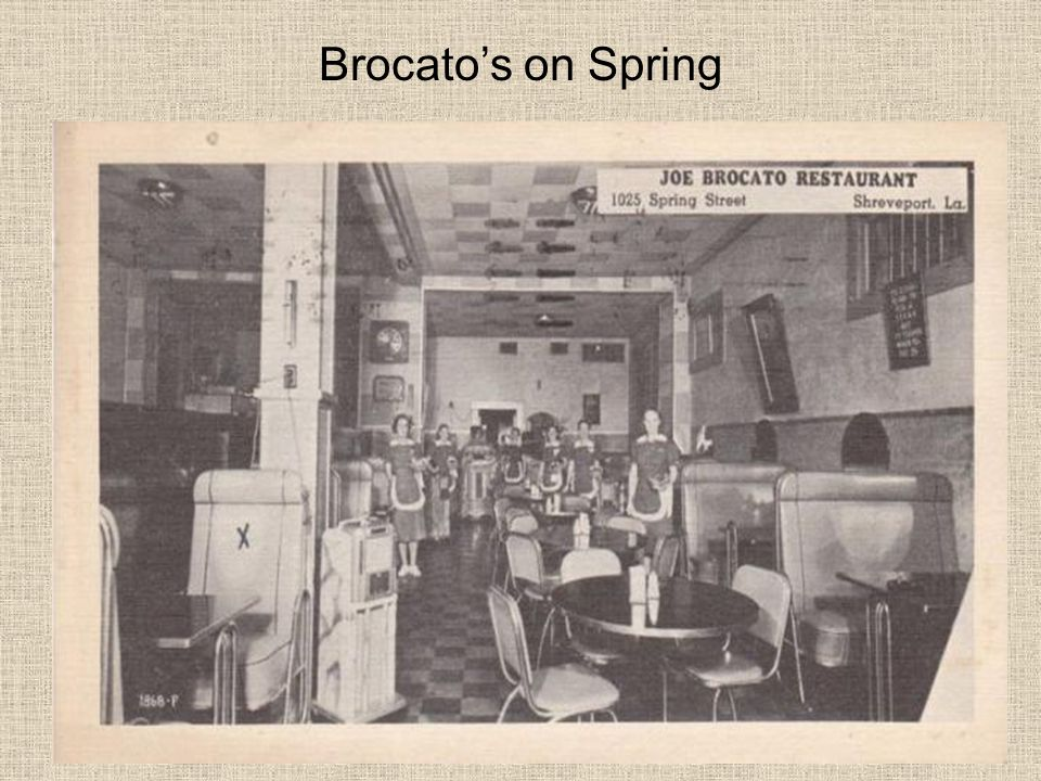Brocato's on Spring