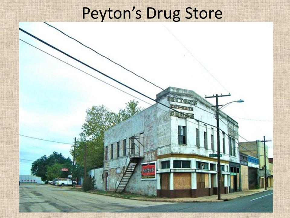 Peyton's Drug Store