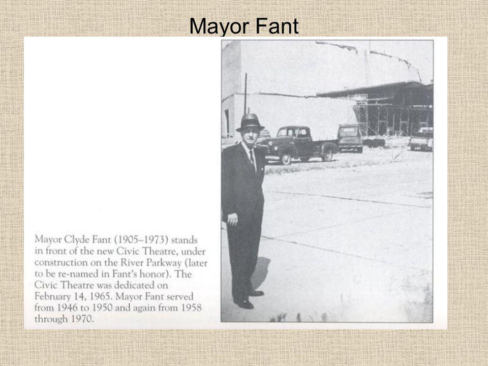 Mayor Fant
