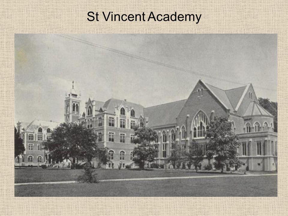 St Vincent Academy