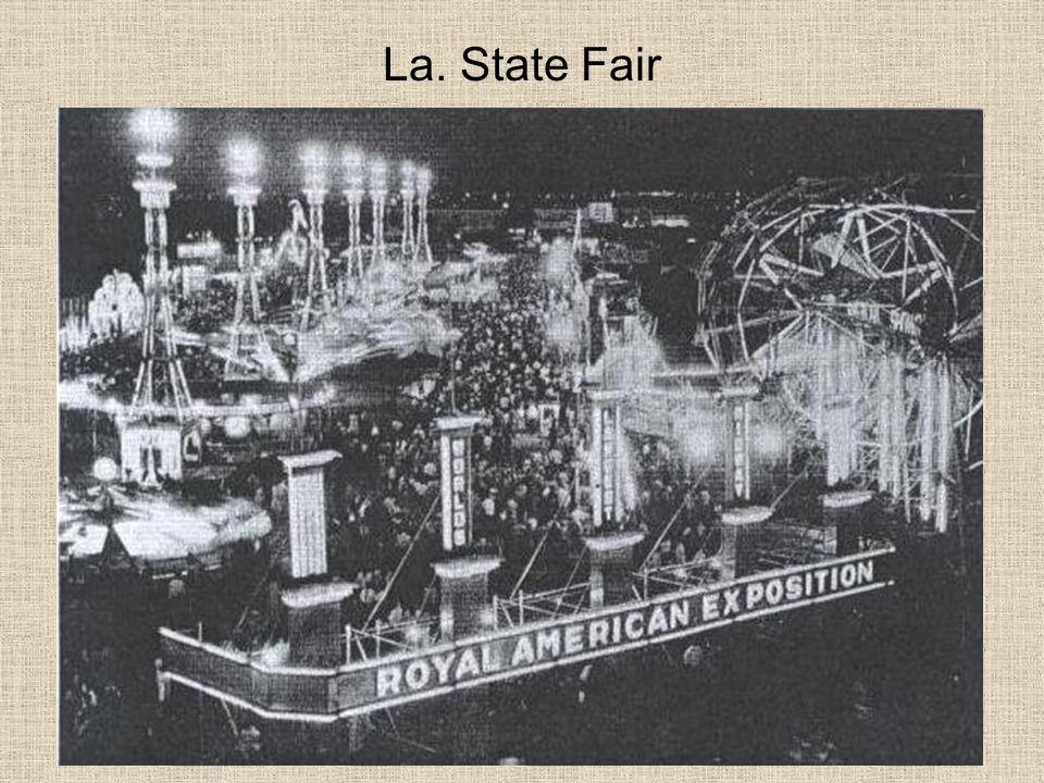 La. State Fair