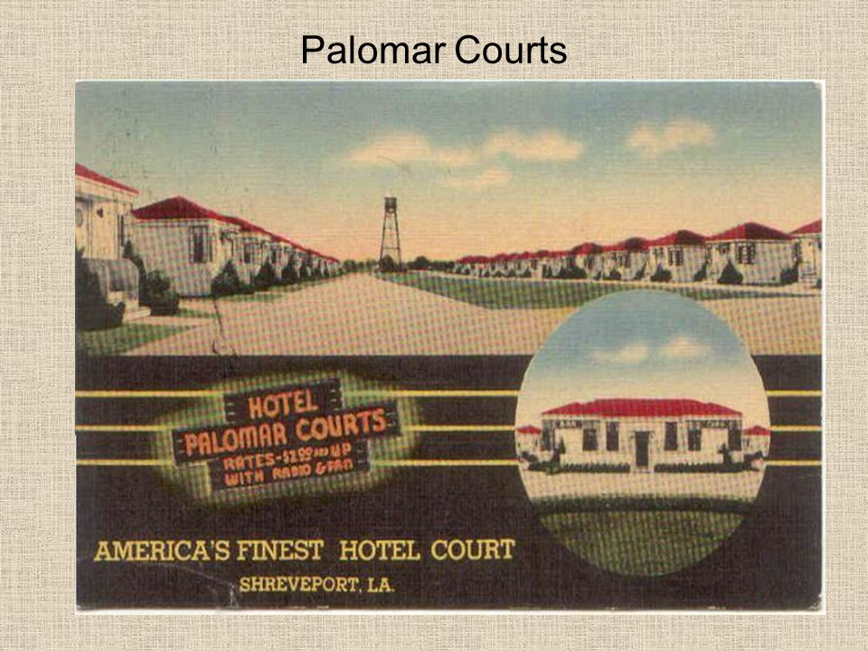 Palomar Courts