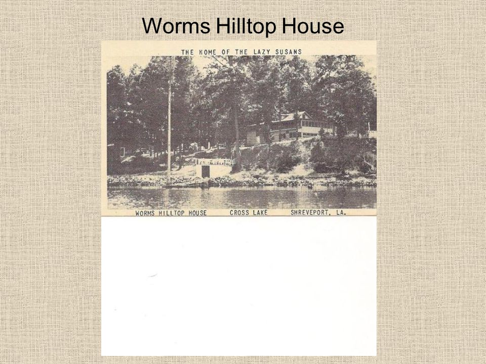Worms Hilltop House