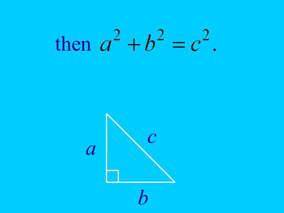 then c a b