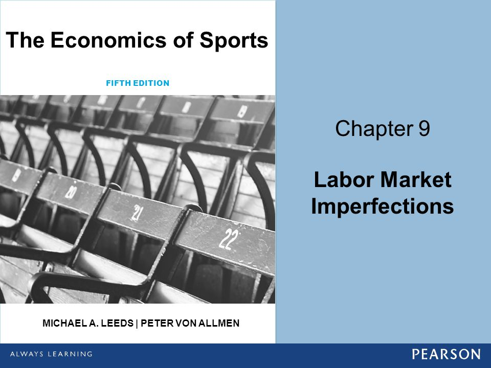 The Economics of Sports Labor Market Imperfections