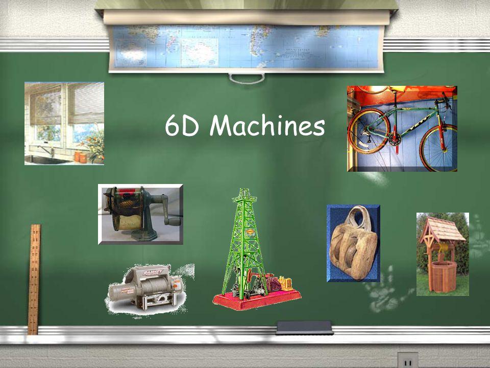 6D Machines