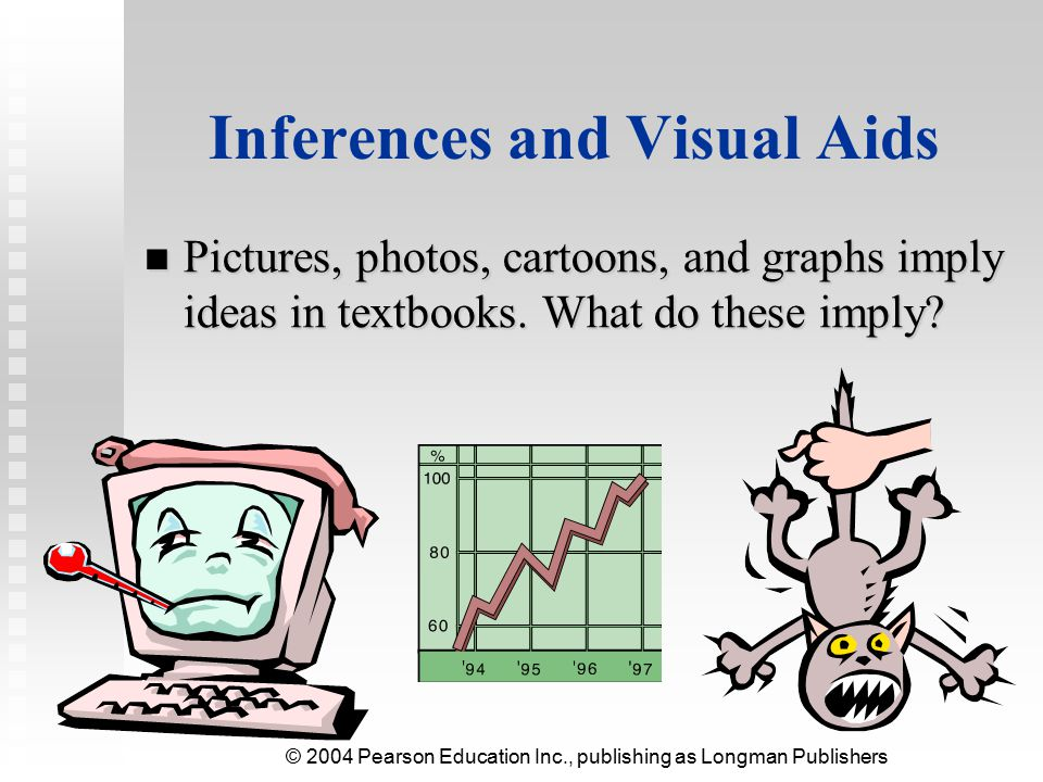 Inferences and Visual Aids
