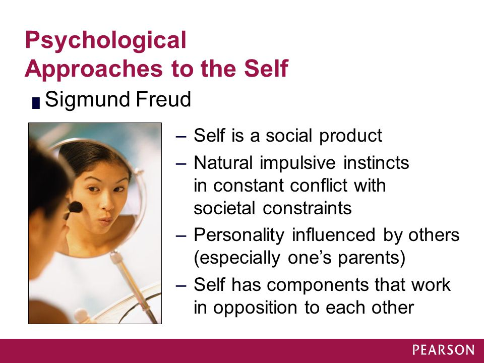 Psychological Approaches to the Self