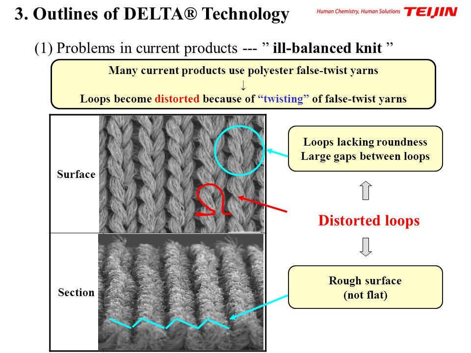 3. Outlines of DELTA® Technology
