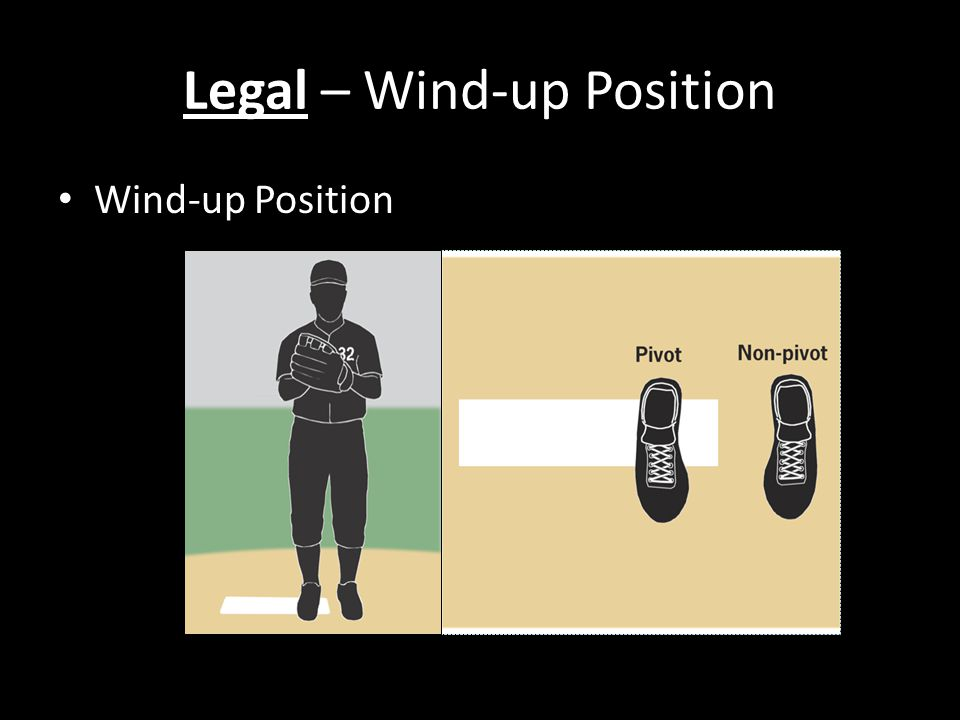 Legal – Wind-up Position