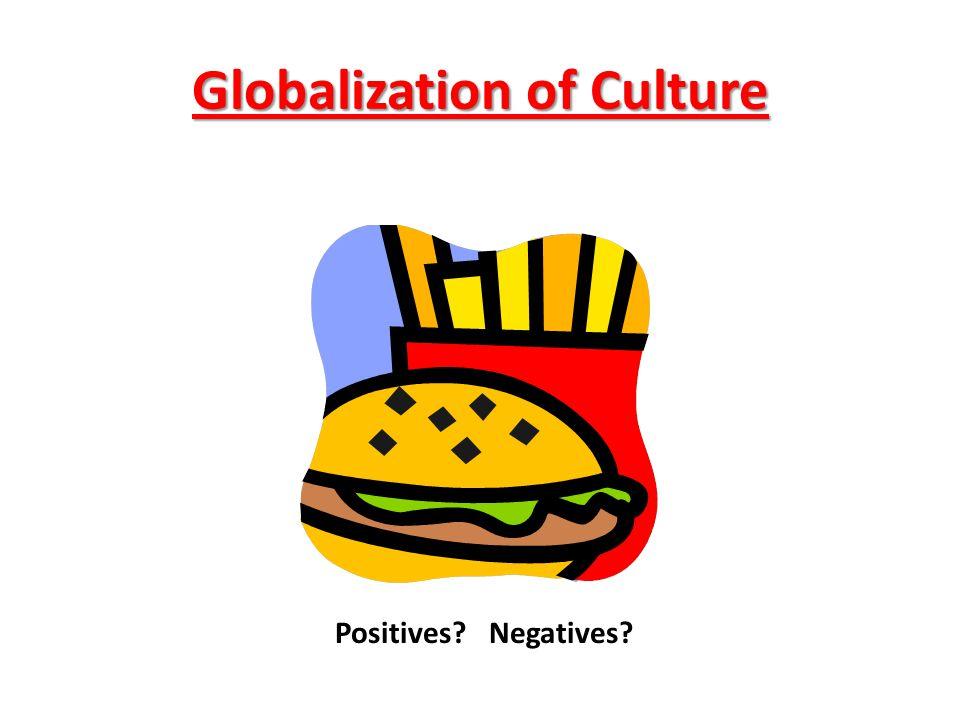 Globalization of Culture