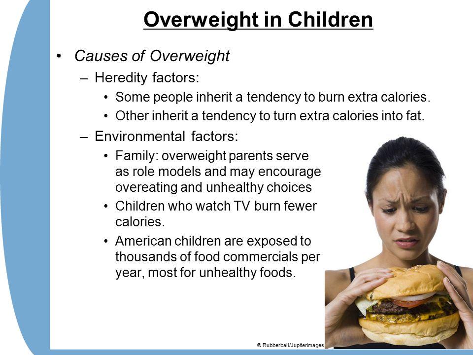 Overweight in Children