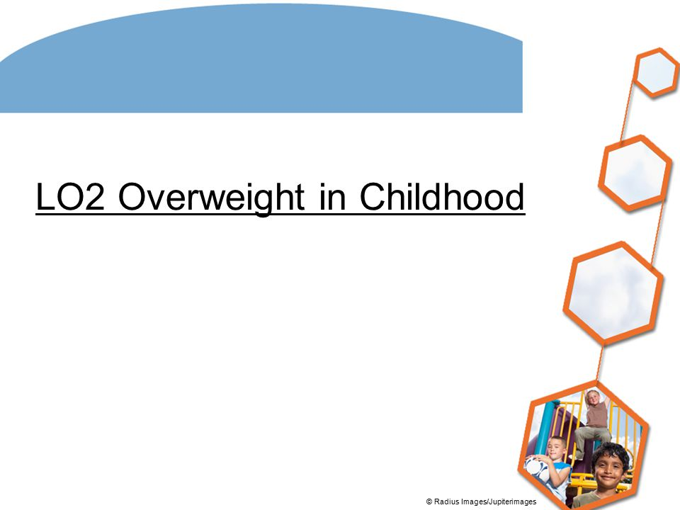 LO2 Overweight in Childhood