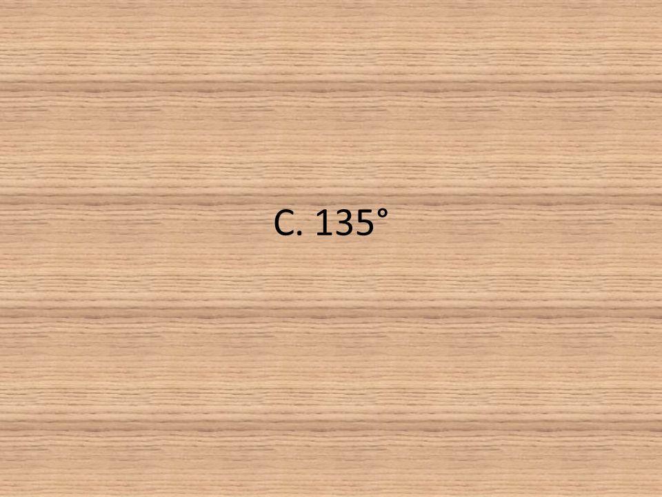 C. 135°