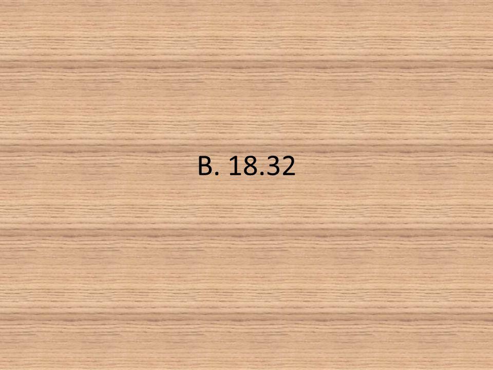 B. 18.32