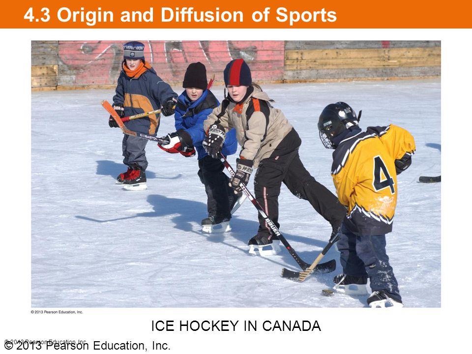 4.3 Origin and Diffusion of Sports