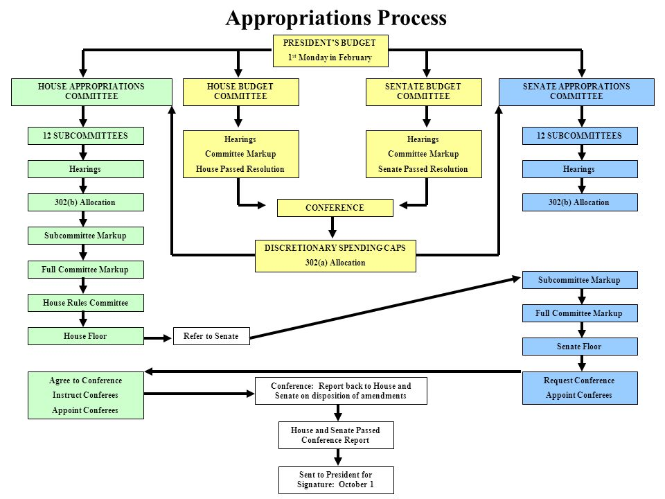 Appropriations Process