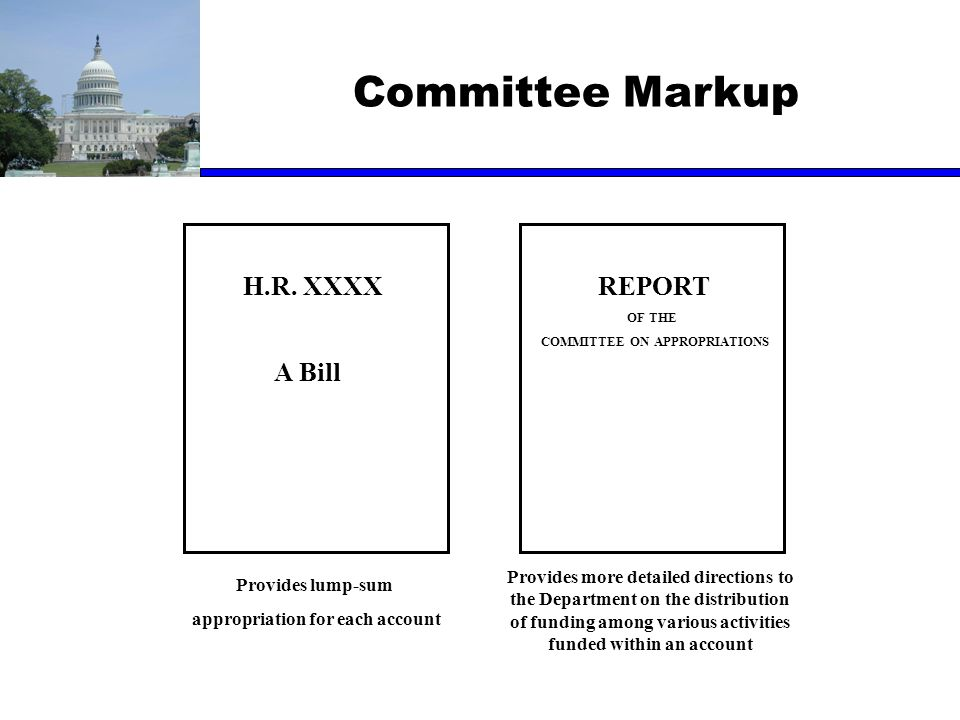 COMMITTEE ON APPROPRIATIONS