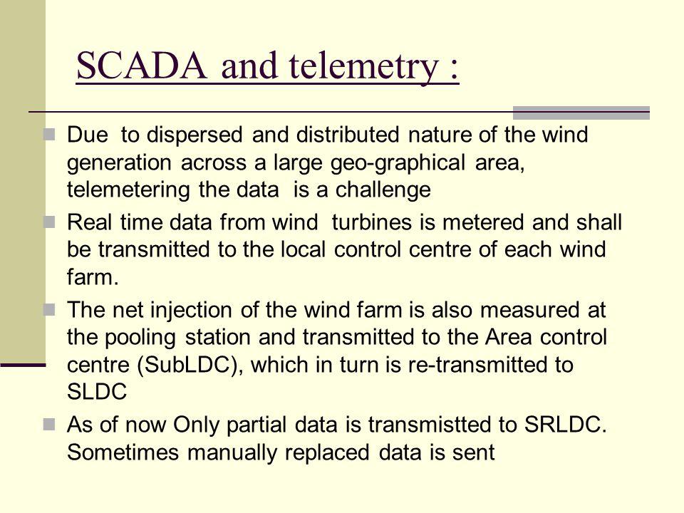 SCADA and telemetry :