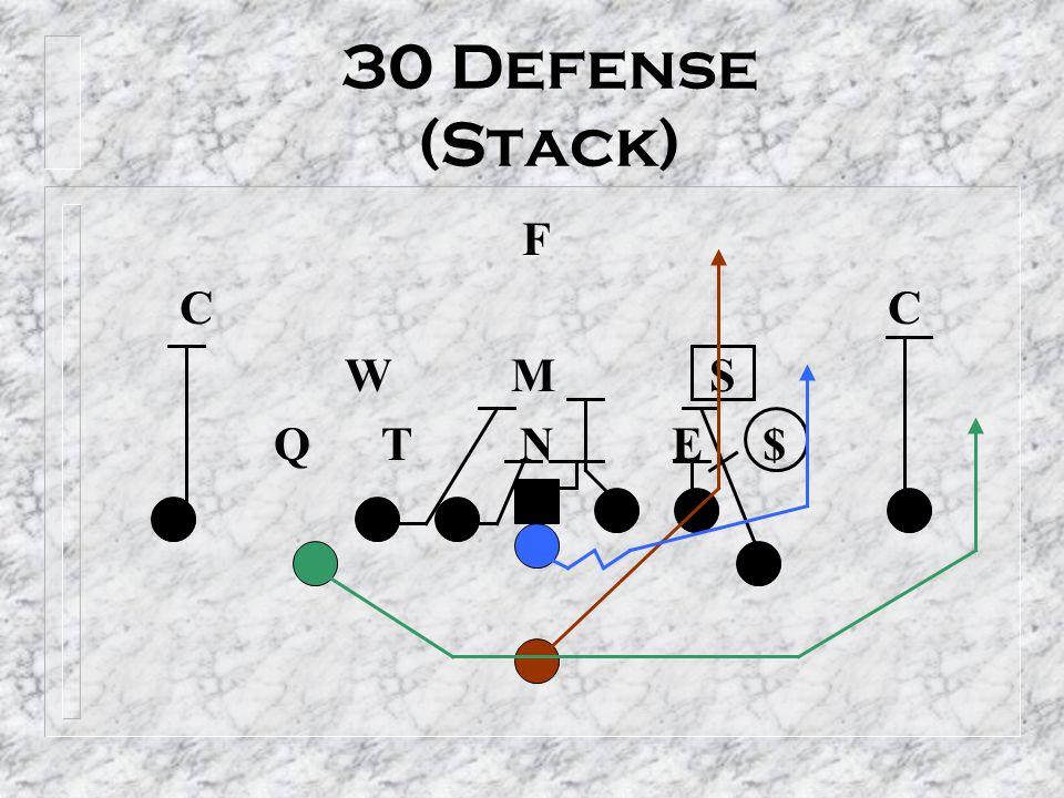 30 Defense (Stack) F. C C. W M S.