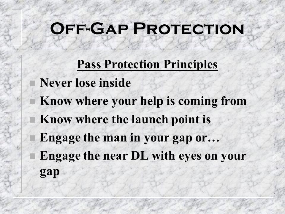 Pass Protection Principles