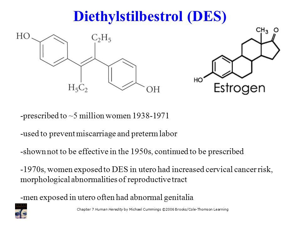 Diethylstilbestrol (DES)