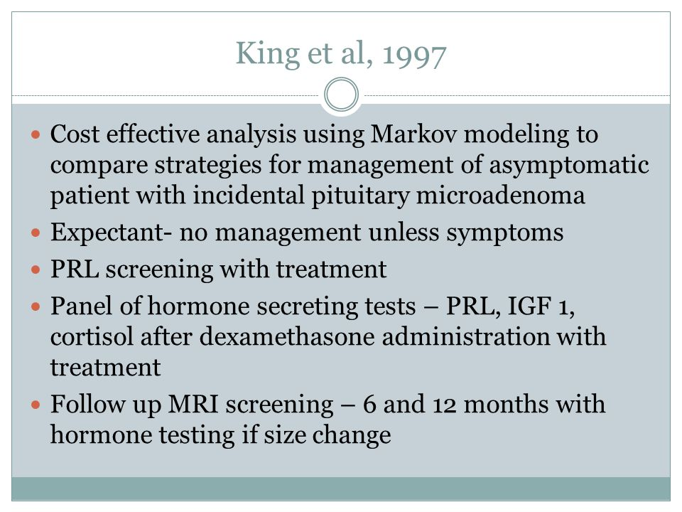 King et al, 1997