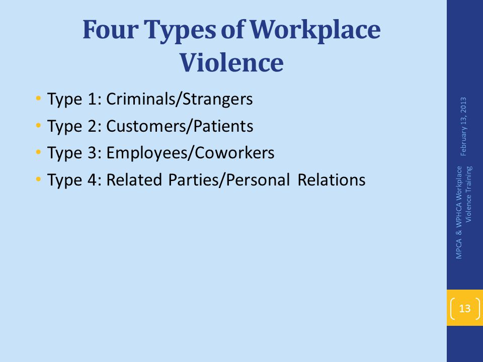 types of workplace harassment pdf