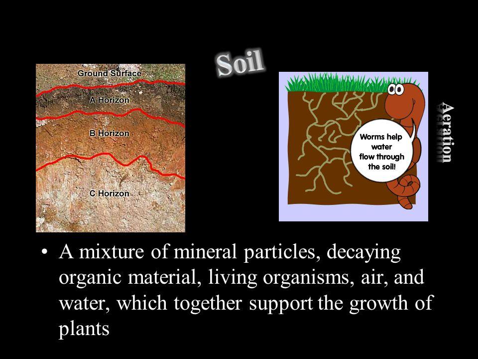 Soil Aeration.