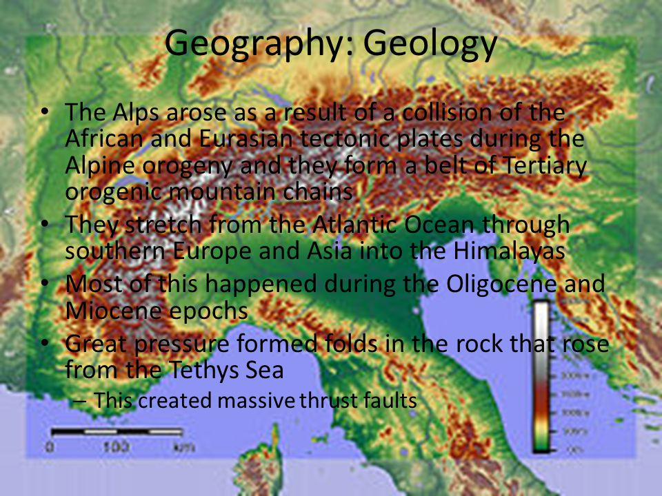 Geography: Geology