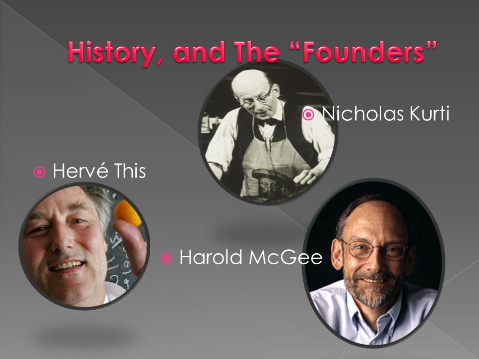 History, and The Founders