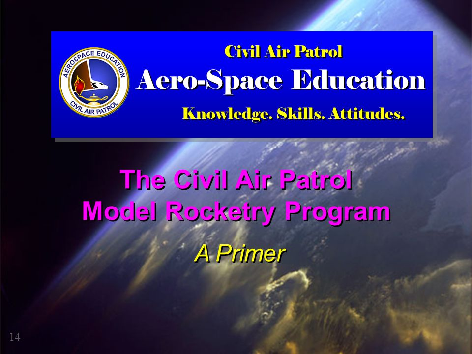 Model Rocketry Program