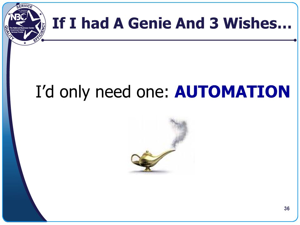 If I had A Genie And 3 Wishes…