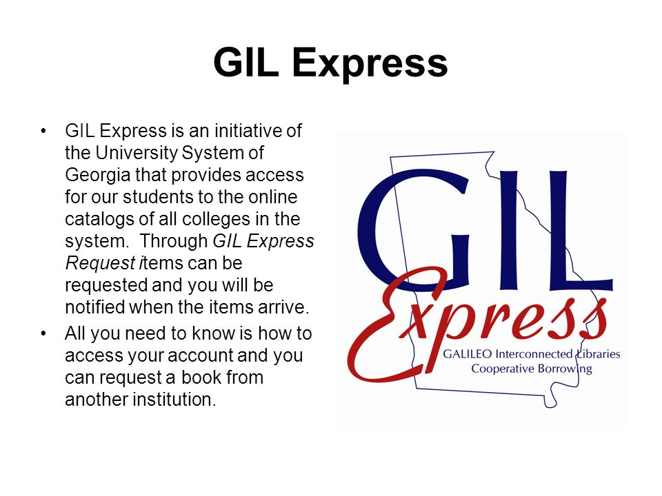 GIL Express