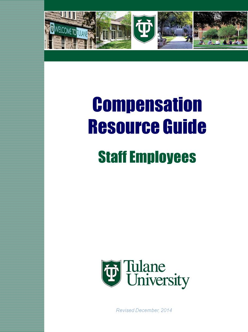 Compensation Resource Guide