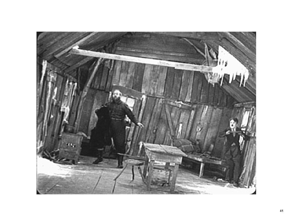 The Gold Rush (1925). Charlie Chaplin, director