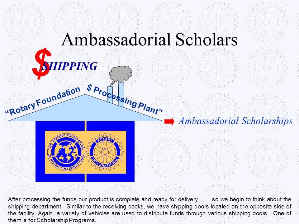 Ambassadorial Scholars