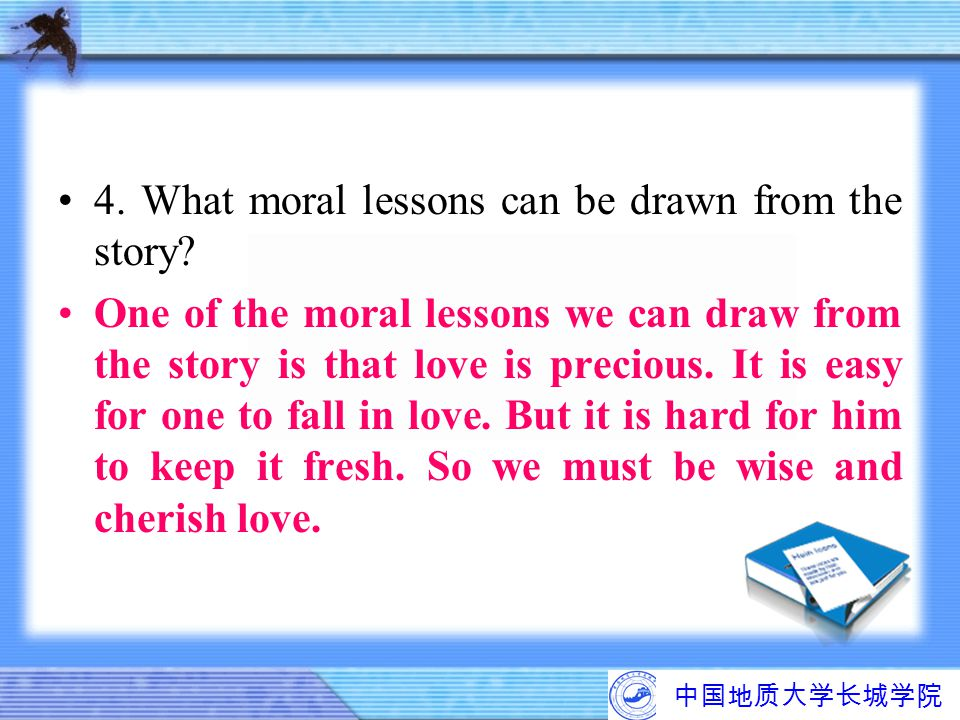 4. What moral lessons can be drawn from the story