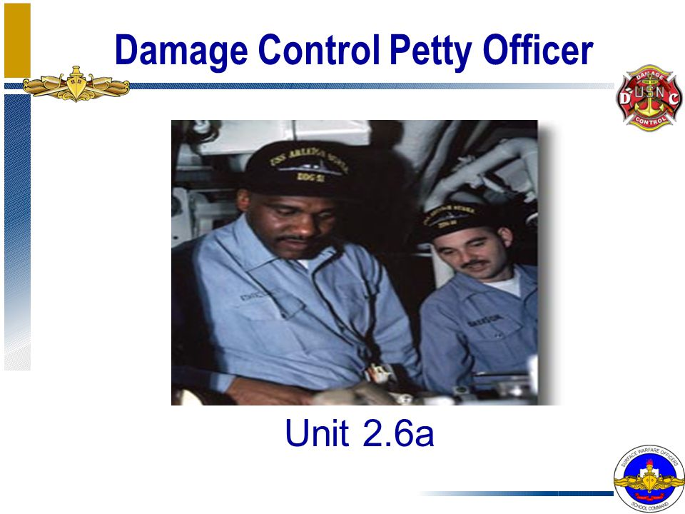 Damage Control Petty Officer
